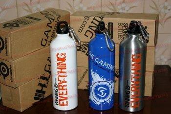 Steelsereis Sprots Bottle, Aluminum water bottle, Fast & Free Shipping, Brand NEW in box.