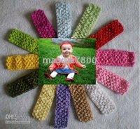 1.5 INCH Girl Crochet Headband soft Many Colors Crochet Headband 120pcs/lot free shipping