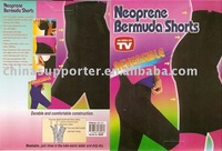 TV Neoprene Bermuda Shorts  TV097