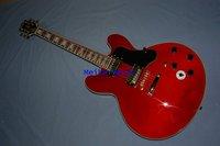 ES335 ES-335 JAZZ electric guitar RED Color China produce