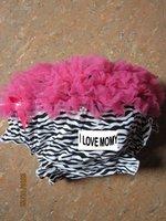 Wholesale- Sample baby pants 2011 New fashion pettiskirt Zebra pants Baby Ruffle Bloomer 12pcs/lot
