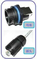 free shipping Industrial Plug Kit cat5e rj45