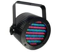 220V Hot sale 76pcs LED PAR light/RGB+W/DMX stage light/LED Disco DJ light Club light/Party effect light/wedding light