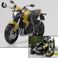 Good quality 1:12 CB1000R HI RES Golden Hornet motorcycle toy models Free Shipping