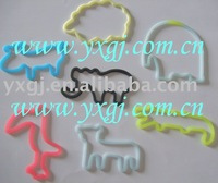 Animal models rubber band