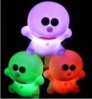 Free shipping Wholesale Valentine's Gifts LED Flashing DingDang Cat Light 1pc/box 50pcs/lot Fast delivery