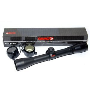 GAMO 4X32 Rifle Scope for .177,.22 Caliber Airguns(China (Mainland))