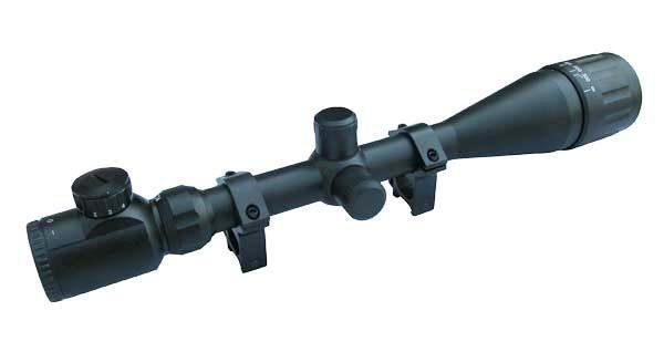 6-24x50 AOE Brand New R&G illuminated riflescope(China (Mainland))