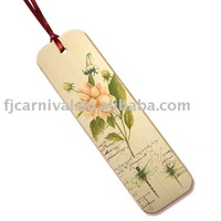 Wooden bookmarks/wholesale cheap wooden bookmarks