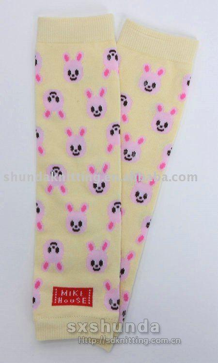 wholesale freeshipping baby sweet leg warmers baby knee socks SD-LW-071H 24pairs(China (Mainland))