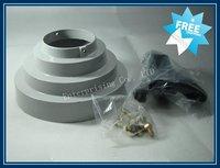Conical Scaler Ring & LNB Bracket C to Ku Band Kit FTA, Free Shipping