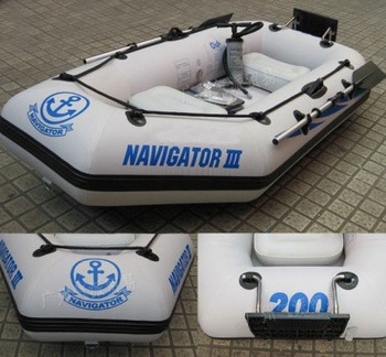 Kayaking/Canoeing/Rafting/Inflatable boats/rib/clip nets/fishing vessel/Navigator/Rubber/inflatable boats/ QP000260-2N