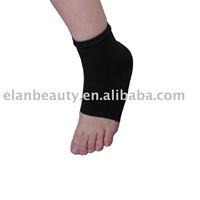25pairs /lot Moisture Heel Jel Sock cracked heel's killer Care for Feet Free Shipping