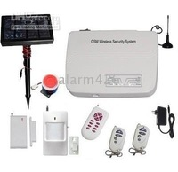 GSM Alarm System GSM Security Alarm System Solar GSM alarm