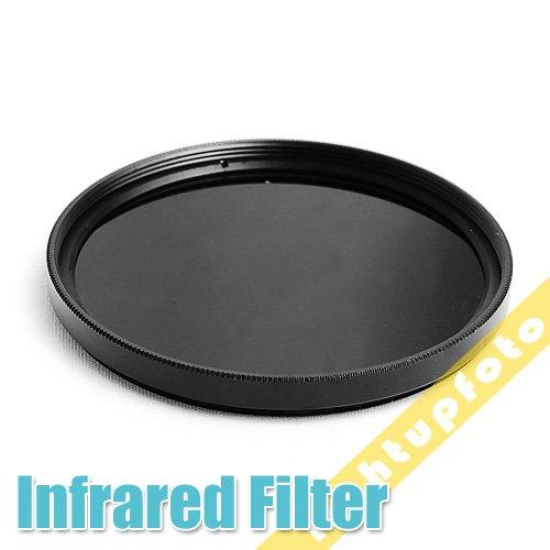 Фильтр для фотокамеры 67mm Infrared IR 720nm Filter for Nikon Canon Camera HE3F