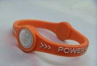 POWER FLEX energy bracelet hot sell new style energy bracelet 100pcs/lot free shipping