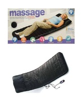 Free shipping!WALT-MART 9 points vibration Massage mattress,heat pad,Heating pad,Massage cushion