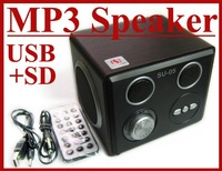 Mini portable Sound box Boombox MP3 Mobile Speaker SD Card Reader USB SU-05