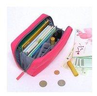 Free shipping canvas multi-functional bag, bankbook pocket, Cosmetic bag, storage bag, wallet, fashion wallet