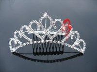 Free Shipping Brand New Bridal Hair Accessories/Tiaras Bridal Crystal Crown