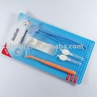 oral kit dental kit personal care Dental floss card