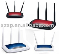 Free shipping 3 Antennae Wireless Router TP-Link TL-WR941N 300M 2.4G Wireless-N Router Wifi
