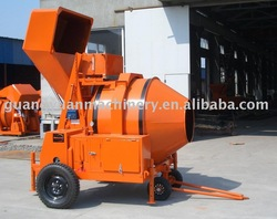 Diesel Concrete mixer JZF350(China (Mainland))