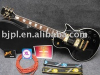 Musical Instruments cherry Custom LP Solid Body electric guitar (Free Shipping)