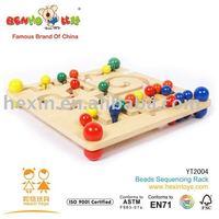 2011 Hexin Top New Wooden Beads rack