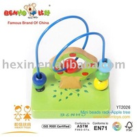 2011 Hexin Top New Wooden Beads toy