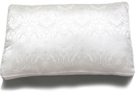 Beauty sleep health care silk pillowase with silk filled pillow inner best pillow for you