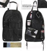 Car  Back seat organizer Pocket Storage Organiser Arrangement Bag drapery - sample