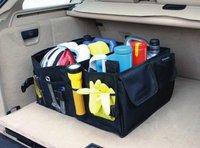 Car Boot Tidy Bag Organiser Organize Bag Auto Storage Box  Multi-use Tools organizer - sample