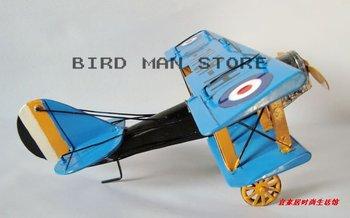 100% Pure Handmade Vintage AIRFIX 1940 Biplane Fighter