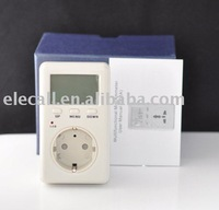 Hot Sale free shipping  EU Version Power Balance Energy Meter, Monitor Electricity, Test Equipment