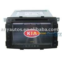 DVD+GPS+Bluetooth+Tv+Radio+Parking system+CARD for NEW KIA  Sorento 2011