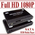 "2.5"" Full HD 1080P HDD Media Player - MKV H.264 DIVX DTS MP3 DVD AVI-SD USB -(China (Mainland))"