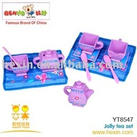 Jolly Tea Set Toy (wooden products,wooden gifts,children toys)