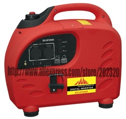 2.0KW Gasoline Digital Generator/Inverter Generator/Portable Generator with EPA, GS, CE sine wave(China (Mainland))