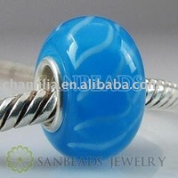 beads fit 1 pcs factory price 925 silver European beads