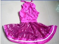 wholesale -Free Shipping! Brand New Latin Dancewear LATIN Skirt  Shorties,20 PCS/lot