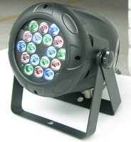 LED PAR56 DMX 18*3W stage light;6R6G6B