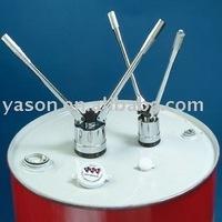 200L crimper barrel manual crimping tool drum cap sealing equipment for 70mm & 35mm