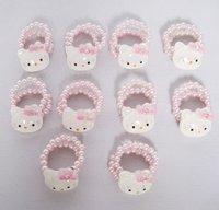 Free Shipping 20pcs Hello Kitty Cute Cartoon Girls Kids Children Rings Ring Gift Wholesale