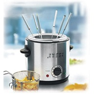 Stainless Steel Deep Fryer  Factory Outlet