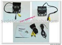 420 TV lines!!Car rear view  waterproof IR camera with Color CCD camera