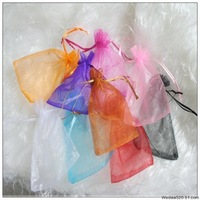 Expedited Shipping organza Gift Pouch/Jewelry Bag Fabric Gift Bag Jewelry Pouch,colorful