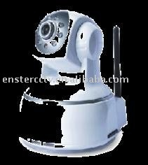 Wireless IP camera(China (Mainland))