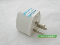 Wholesale !100pcs Worldwide Plug to America Power Socket Travel Adapter