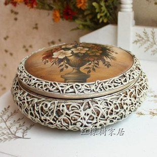 Refined european style jewelry lolly box handmade craft for Top selling handmade crafts